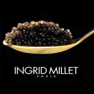 Ingrid Millet - Cosmetics based on caviar