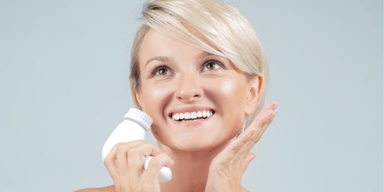 Routine beauté : exfoliation de la peau